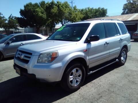 2007 Honda Pilot for sale at Larry's Auto Sales Inc. in Fresno CA