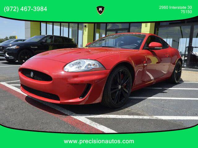 2011 Jaguar XK for sale in Irving, TX