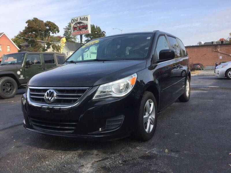 2011 Volkswagen Routan for sale at Olsi Auto Sales in Worcester MA
