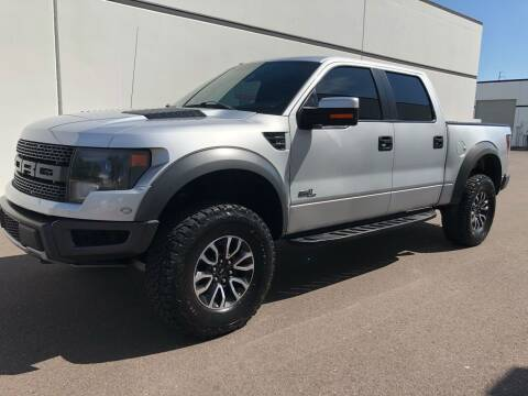 2013 Ford F-150 for sale at EXPRESS AUTO GROUP in Phoenix AZ