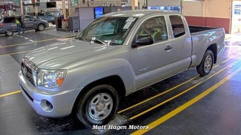2011 Toyota Tacoma for sale at Matt Hagen Motors in Newport NC