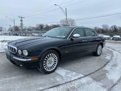 2005 Jaguar XJ-Series for sale at Xtreme Auto Mart LLC in Kansas City MO