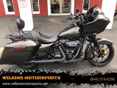 2020 Harley-Davidson Road Glide Special for sale at WILKINS MOTORSPORTS in Brewster NY
