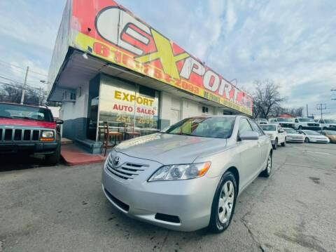 2007 Toyota Camry for sale at EXPORT AUTO SALES, INC. in Nashville TN