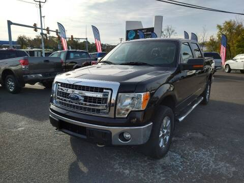 2013 Ford F-150 for sale at P J McCafferty Inc in Langhorne PA