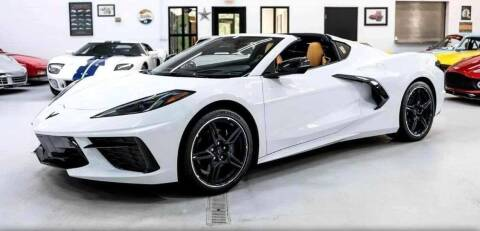 2021 Chevrolet Corvette for sale at Affordable Mobility Solutions, LLC - Standard Vehicles in Wichita KS