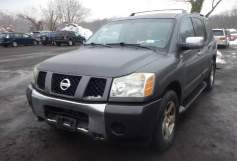 2004 Nissan Armada for sale at Brick City Affordable Cars in Newark NJ