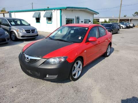 2007 Mazda MAZDA3 for sale at Jamrock Auto Sales of Panama City in Panama City FL