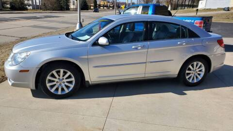 2010 Chrysler Sebring for sale at City Auto Sales in La Crosse WI