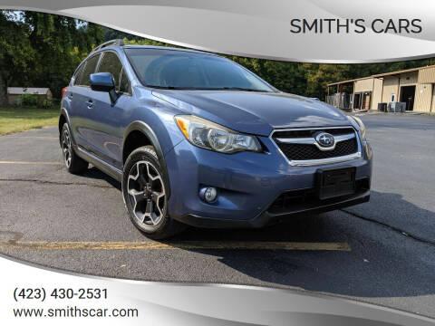 2013 Subaru XV Crosstrek for sale at Smith's Cars in Elizabethton TN