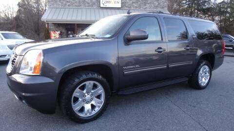 2010 GMC Yukon XL for sale at Driven Pre-Owned in Lenoir NC