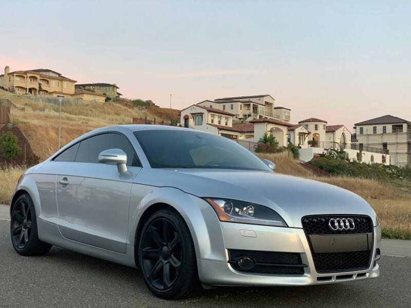 2008 Audi TT for sale at AutoAffari LLC in Sacramento CA