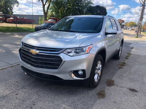 2020 Chevrolet Traverse for sale at GOOD NEWS AUTO SALES in Fargo ND