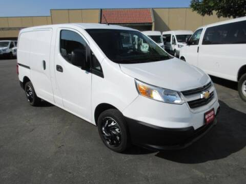 2015 Chevrolet City Express Cargo for sale at Norco Truck Center in Norco CA