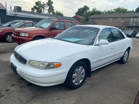 1998 Buick Century for sale at 4th Street Auto in Louisville KY