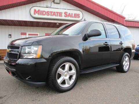 2007 Chevrolet Tahoe for sale at Midstate Sales in Foley MN