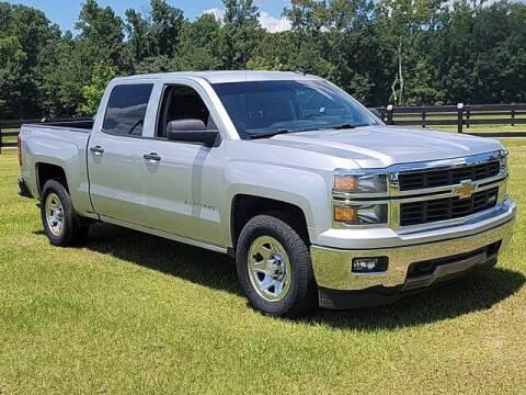 2014 Chevrolet Silverado 1500 for sale at Bratton Automotive Inc in Phenix City AL