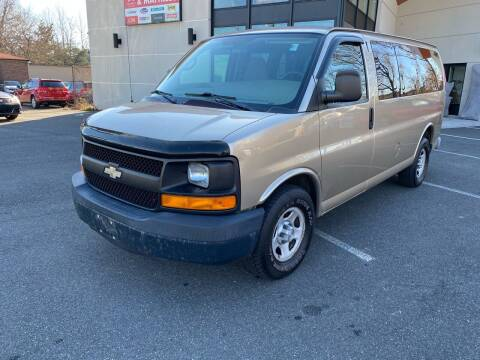 2008 Chevrolet Express Passenger for sale at MAGIC AUTO SALES in Little Ferry NJ