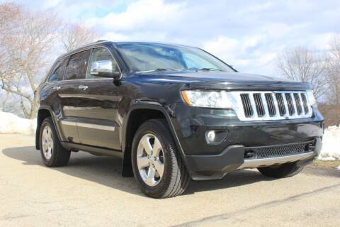 2013 Jeep Grand Cherokee for sale at Harrison Auto Sales in Irwin PA