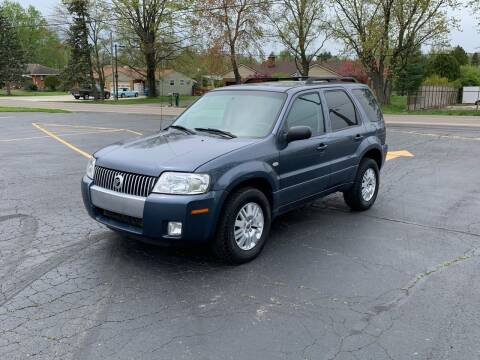 2005 Mercury Mariner for sale at Dittmar Auto Dealer LLC in Dayton OH