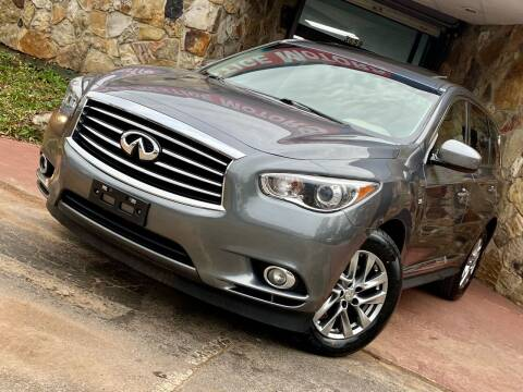 2015 Infiniti QX60 for sale at Atlanta Prestige Motors in Decatur GA