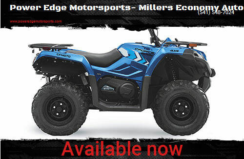 2021 CF Moto C400 for sale at Power Edge Motorsports- Millers Economy Auto in Redmond OR