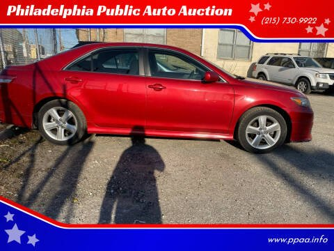 2011 Toyota Camry for sale at Philadelphia Public Auto Auction in Philadelphia PA