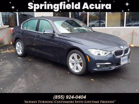 2016 BMW 3 Series for sale at SPRINGFIELD ACURA in Springfield NJ