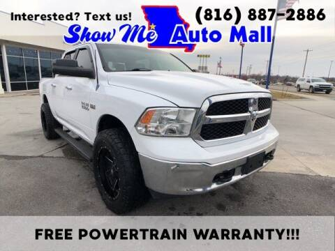 2013 RAM Ram Pickup 1500 for sale at Show Me Auto Mall in Harrisonville MO