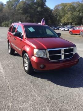 2007 Dodge Durango for sale at Certified Motors LLC in Mableton GA