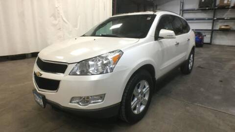 2012 Chevrolet Traverse for sale at Waconia Auto Detail in Waconia MN