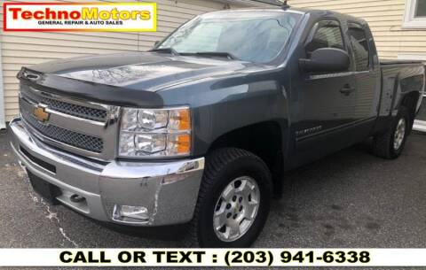 2013 Chevrolet Silverado 1500 for sale at Techno Motors in Danbury CT