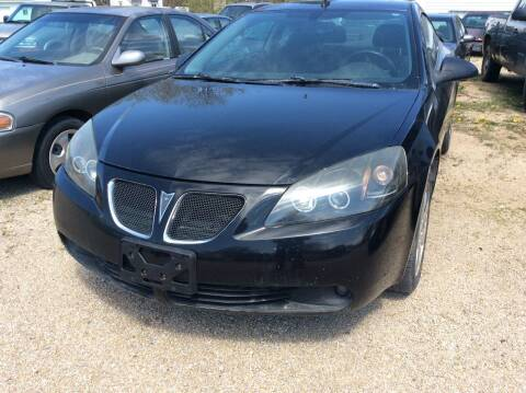 2008 Pontiac G6 for sale at Kimpton Auto Sales in Wells MN