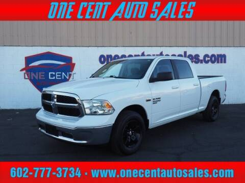 2019 RAM Ram Pickup 1500 Classic for sale at One Cent Auto Sales in Glendale AZ