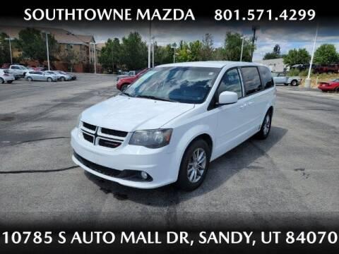 2014 Dodge Grand Caravan for sale at Southtowne Mazda of Sandy in Sandy UT