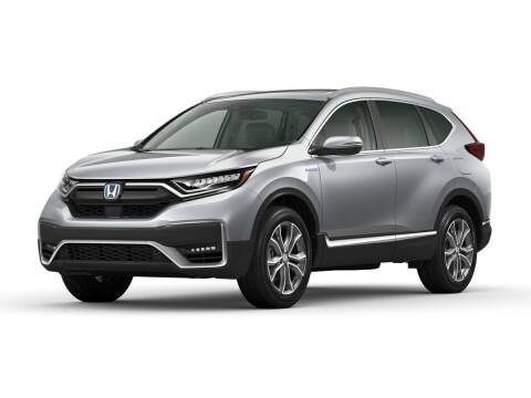 2021 Honda CR-V Hybrid for sale at BASNEY HONDA in Mishawaka IN