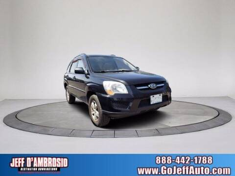 2010 Kia Sportage for sale at Jeff D'Ambrosio Auto Group in Downingtown PA