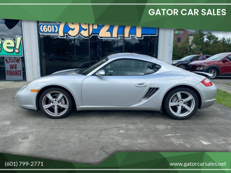 2007 Porsche Cayman for sale at Gator Car Sales in Picayune MS
