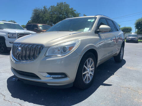 2016 Buick Enclave for sale at Bargain Auto Sales in West Palm Beach FL