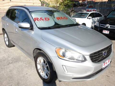 2015 Volvo XC60 for sale at R & D Motors in Austin TX
