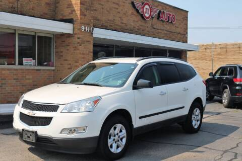 2012 Chevrolet Traverse for sale at JT AUTO in Parma OH