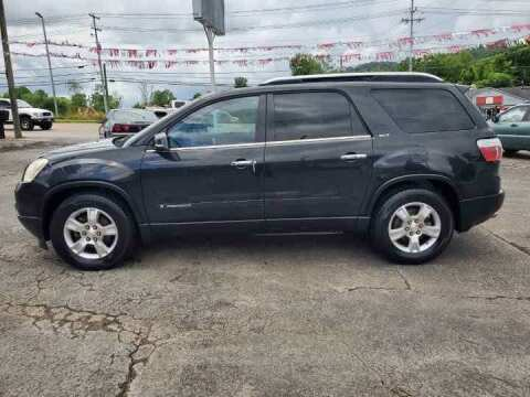 2008 GMC Acadia for sale at Knoxville Wholesale in Knoxville TN