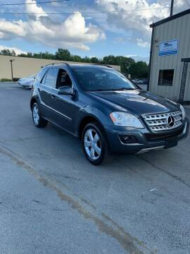 2011 Mercedes-Benz M-Class for sale at EMH Imports LLC in Monroe NC