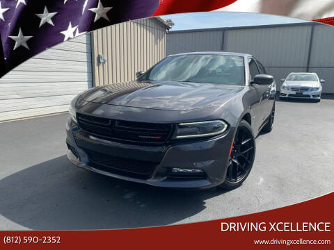 2016 Dodge Charger for sale at Driving Xcellence in Jeffersonville IN