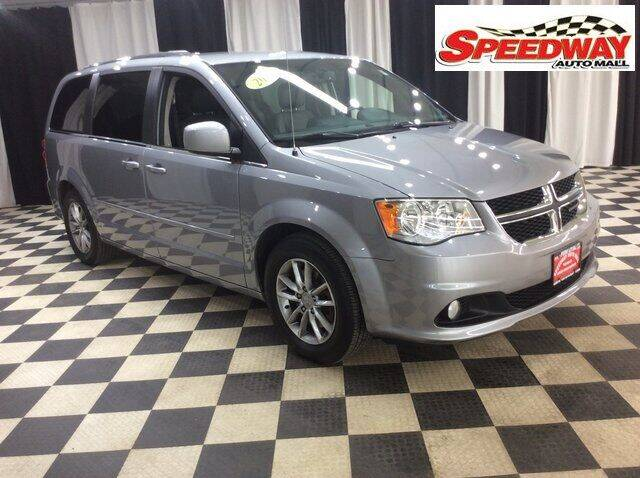 2015 Dodge Grand Caravan for sale at SPEEDWAY AUTO MALL INC in Machesney Park IL