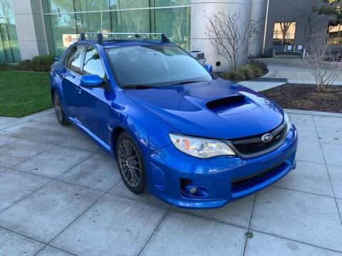 2012 Subaru Impreza for sale at Top Motors in San Jose CA