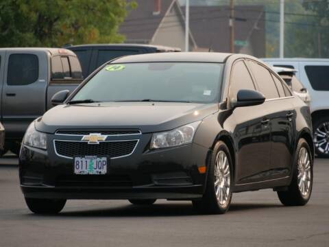 2014 Chevrolet Cruze for sale at CLINT NEWELL USED CARS in Roseburg OR