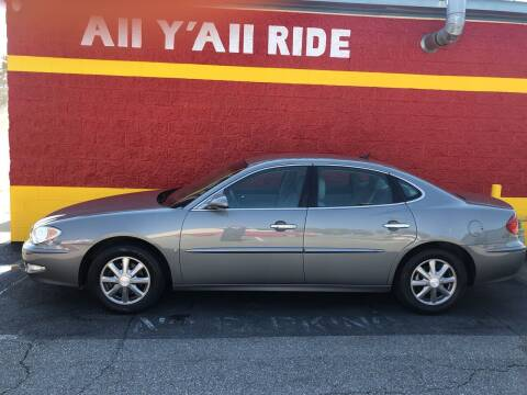 2007 Buick LaCrosse for sale at Big Daddy's Auto in Winston-Salem NC