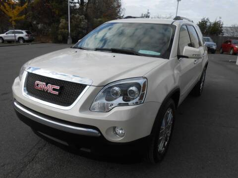 2010 GMC Acadia for sale at Auto America in Monroe NC
