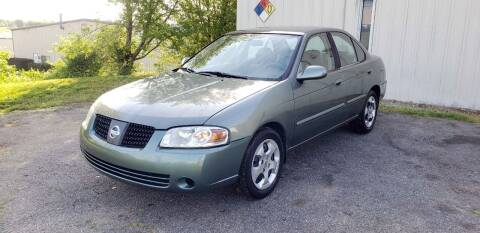 2006 Nissan Sentra for sale at ALL AUTOS in Greer SC